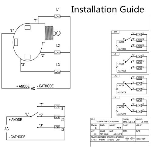 4 Wire Ceiling Fan Connection Diagram