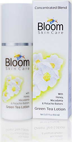 Bloom Skin Care Hand and Body Lotion - Green Tea 5.07 oz - N
