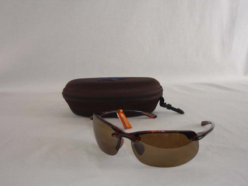 Maui Jim - Banyans Universal Fit - Tortoise Frame-HCL Bronze Polarized - Lens Evolution Maui