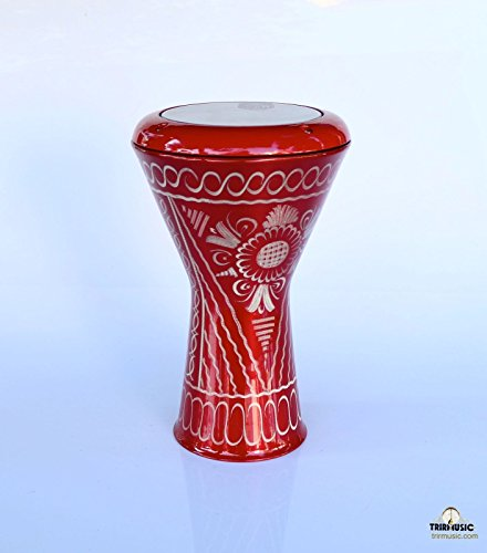 Mini Egyptian Darbuka Drum Doumbek Tombak CD-217M by trirmusic