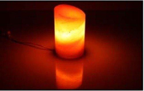 Lampade Cristallo Di Sale : Lampada di cristallo di sale di cristallo cilindro sale lampada