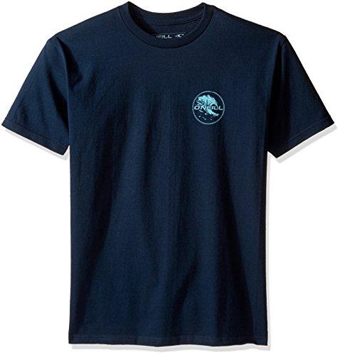 O'Neill Herren Blusen T-Shirt blau navy