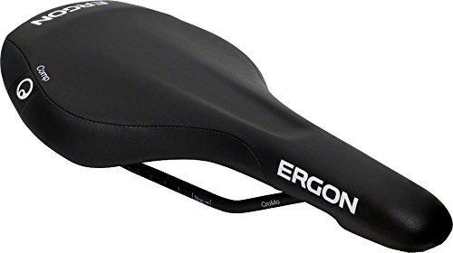 Ergon SME3-M Comp Saddle Black [並行輸入品] B075K8HXTK