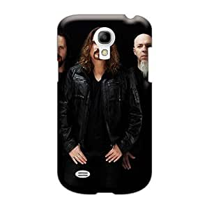 ElijahFenn Samsung Galaxy S4 Mini Scratch Resistant Cell-phone Hard Cover Customized Attractive Dream Theater Band Image [pCC21592THjW]