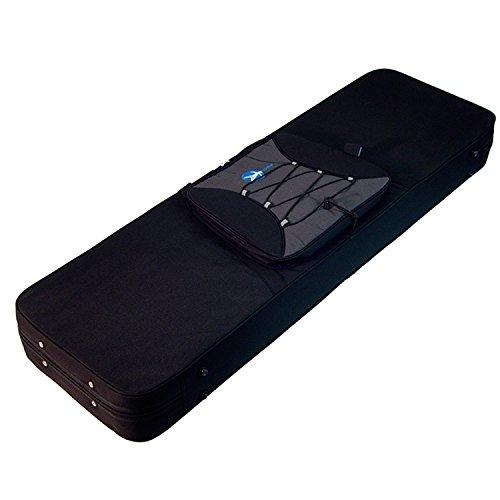 Pack Guitar Bass Affordable - ProRockGear Armourguard Rectangular Bass Case