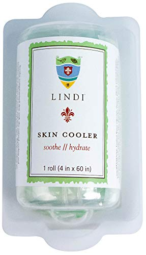 (Lindi Skin Cooler Roll, 1 piece 4 inches wide and 60 inches long)