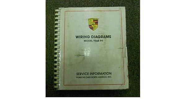 [TBQL_4184]  1992 PORSCHE 911 C2 C4 911 TURBO 928 S4 GT 944 S2 Wiring Diagram Service  Manual: porsche: Amazon.com: Books | Wiring Diagram Porsche 928 |  | Amazon.com