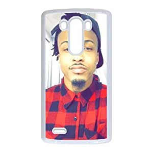 Nidla Unique Design Cases LG G3 Cell Phone Case August Alsina Printed Cover Protector