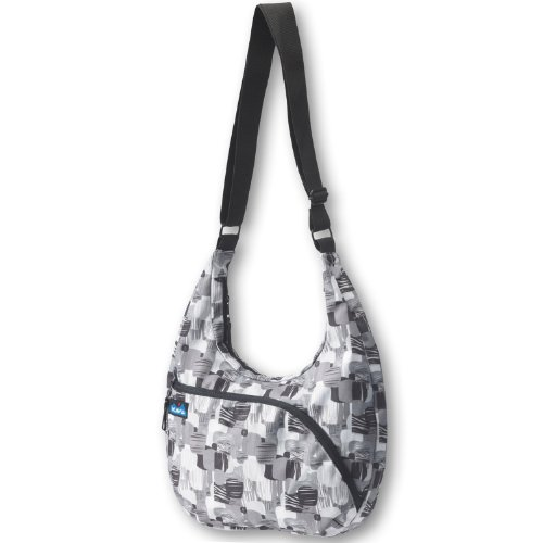 KAVU Singapore Satchel Bag (Stoneway, 13 x 15-Inch), Bags Central