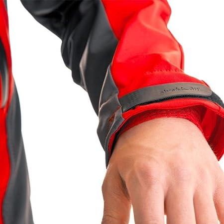 Gr/ö/ße:XS Pfanner atmungsaktive Funktionsjacke mit Stretch und robusten Aramid-Fasern Farbe:grau