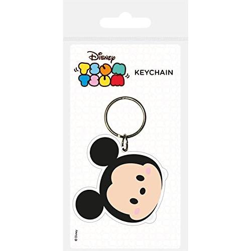 Disney Rk38582C Tsum Mickey Mouse en caoutchouc Porte-clés