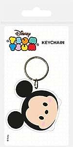 Disney rk38582 C Tsum Mickey Mouse de Goma Llavero: Amazon ...