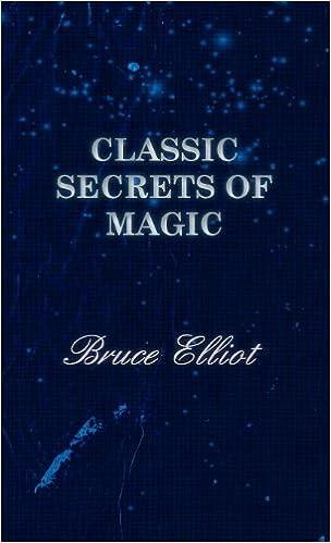 Read Classic Secrets of Magic PDF