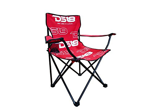 DS18 Portable Folding Chair with Carrying Bag by DS18