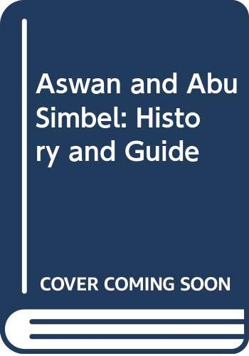 ASWAN AND ABU SIMBEL
