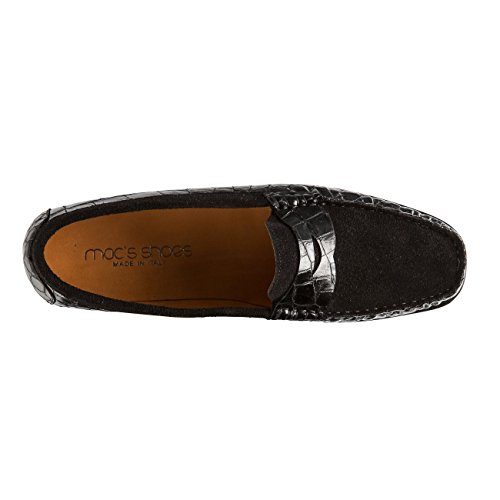 Shoes Nero Mac nero Donna Mokcassini Ravenna 8pPwd0q