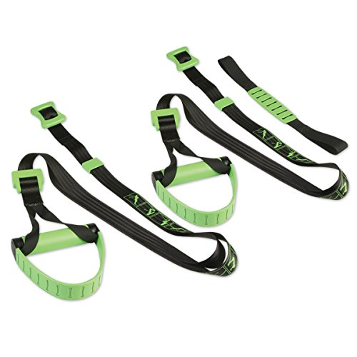 Prism Fitness Smart Straps Bodyweight Training System by Prism Fitness