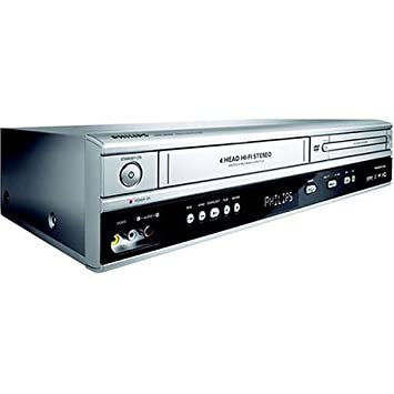 amazon com remanufactured philips dvp3050v 37 dvd vcr combo rh amazon com User Manual Template Manuals in PDF