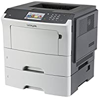 Lexmark MS610dte - printer - B/W - laser - Part# 35S0550