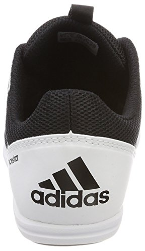 adidas Distancestar, Chaussures DAthlétisme Femme Noir (Core Black/footwear White/hi-res Orange)