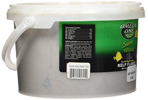 Pictures of Omega One Super Veggie Kelp Flakes - 12 oz 91621 3