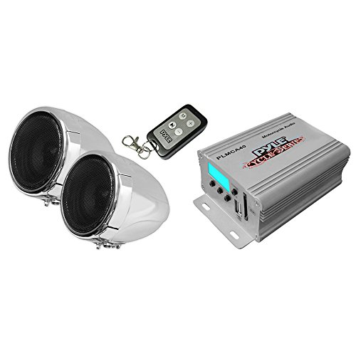 Pyle PLMCA40 Weatherproof Speakers System