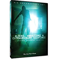 Aliens, Abductions and Extraordinary Sightings