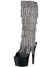 Pleaser Dames Adore-2024rsf knie hoge laars