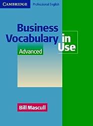 Business Vocabulary in Use Advanced (Cambridge Professional English)