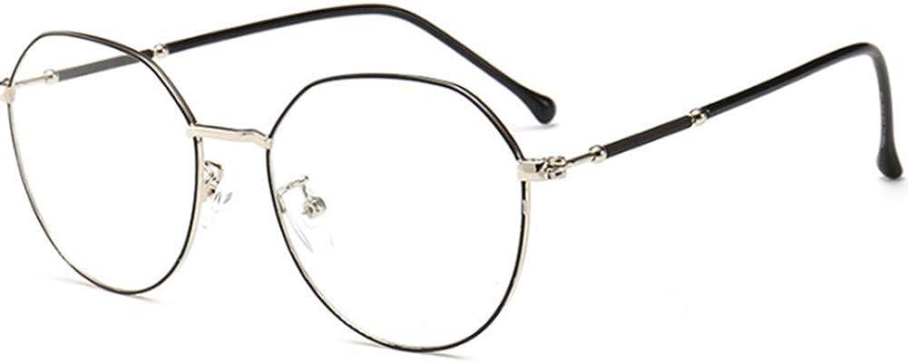 YUNCAT Unisex Blaulichtfilter Computer-Gl/äser zum Blockieren von UV-Kopfschmerz Verringerung der Augenbelastung Vintage Brillen