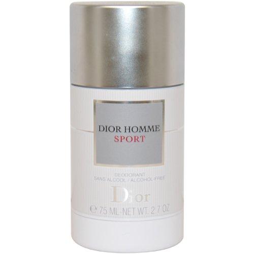 Christian Dior Dior Homme Sport sans alcool Stick déodorant pour hommes, 2,7 once