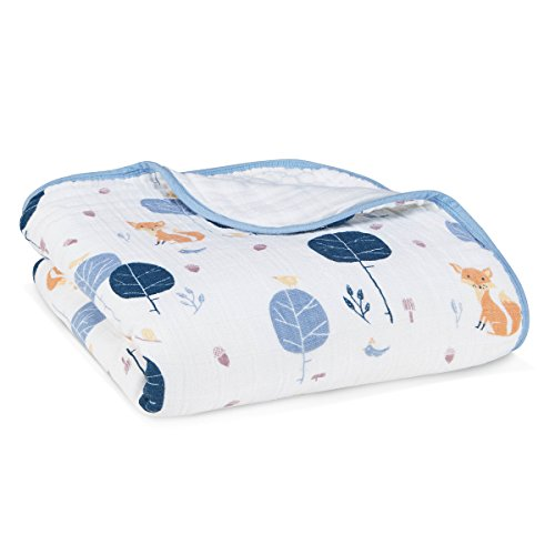 aden + anais Organic Dream Blanket, Into The Woods