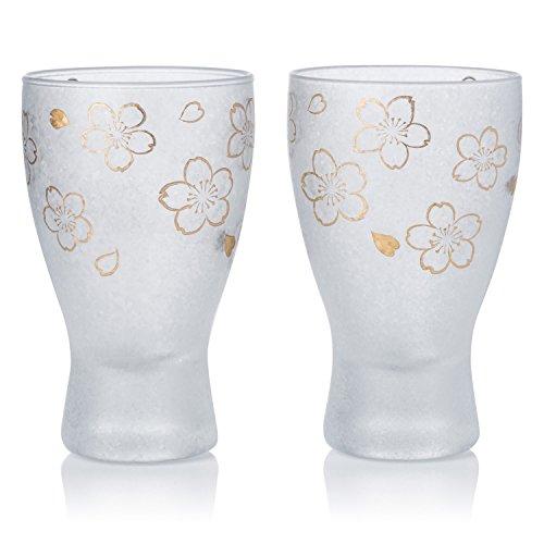 Sake Premium Japanese (Sakura Premium Japanese Glass Sake Set)