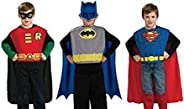 Rubie's DC Comics Kids Action Trio Superhero Costume