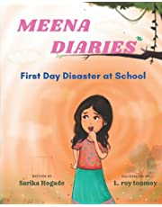 Meena Diaries: First Day Disaster at School