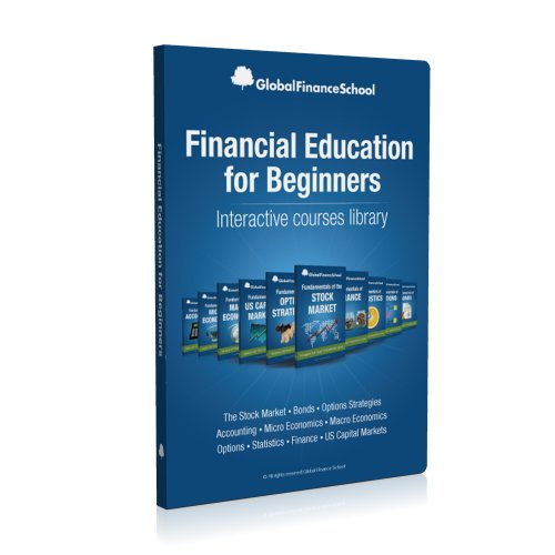 Financial Education for Beginners - 10 Interactive Courses Pack