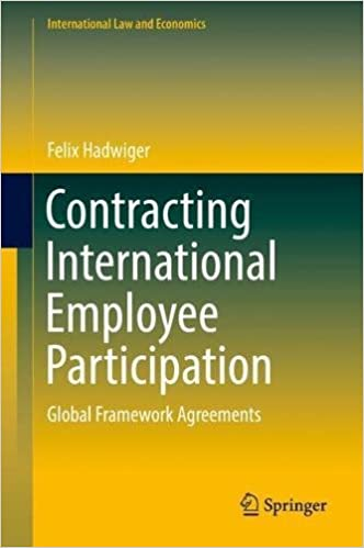 Contracting International Employee Participation Global Framework