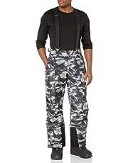 SPYDER Men's Sentinel Regular GORE-TEX Waterproof Snow Pant for Winter Sports