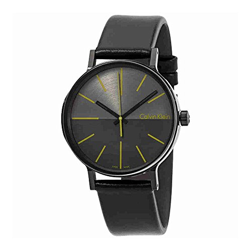 Calvin Klein Boost Black Dial Mens Watch K7Y214CL