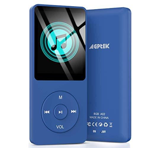 AGPTEK A02 8GB MP3