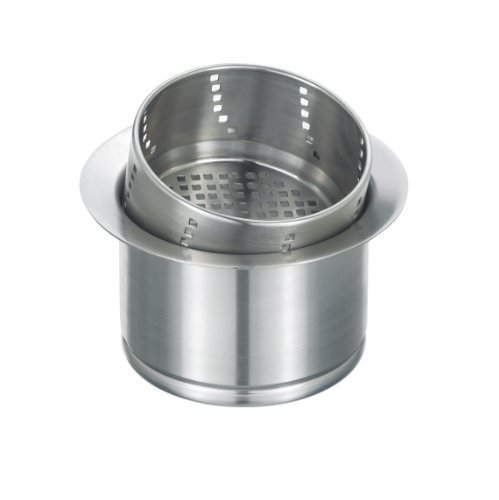 Blanco 441232 3-in-1 Disposal Flange, Stainless Steel by Blanco