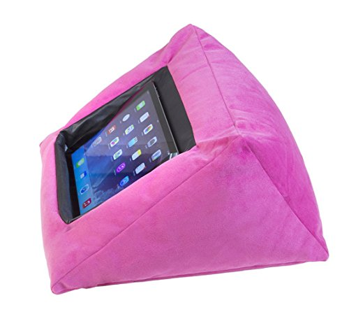 Eworld - Tablet Sofa - iPad Pillow Holder Tablet Stand Reading Book Sofa Book Rest Support ...