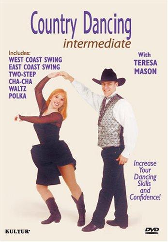 Country Dancing Intermediate Teresa Mason product image