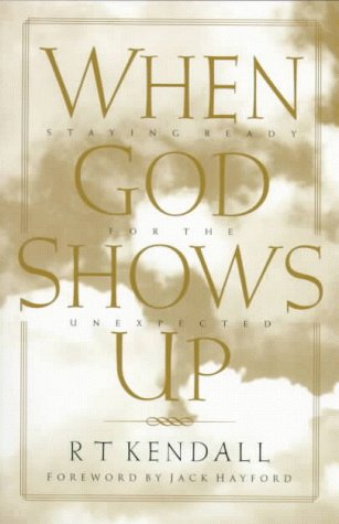When God Shows Up: Expecting the Unexpected