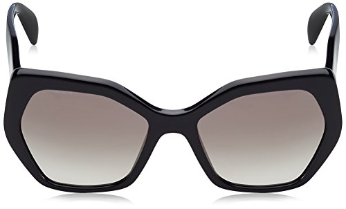 Noir Sonnenbrille black pr gradient Prada 16rs fOwt1q