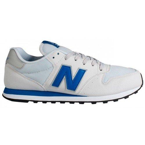 Sneakers New Herren Balance Weiß White GM500 Blue UqfSxPzRwq