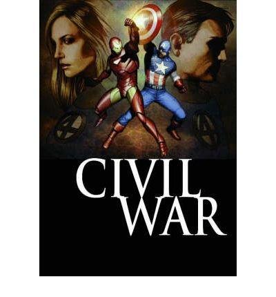marvel civil war tpb - 4