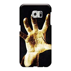Shock Absorbent Cell-phone Hard Covers For Samsung Galaxy S6 (exR1575pmFa) Allow Personal Design Stylish System Of A Down Band Skin