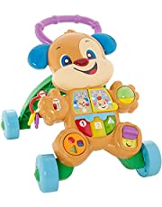 Fisher-Price FHY94 Laugh & Learn Smart Stages Learn with Puppy Walker