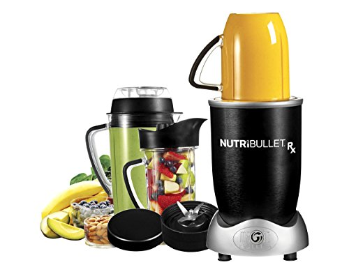 NutriBullet, Rx N17-1201P 12-Pieces Set with Heating, used for sale  Delivered anywhere in USA